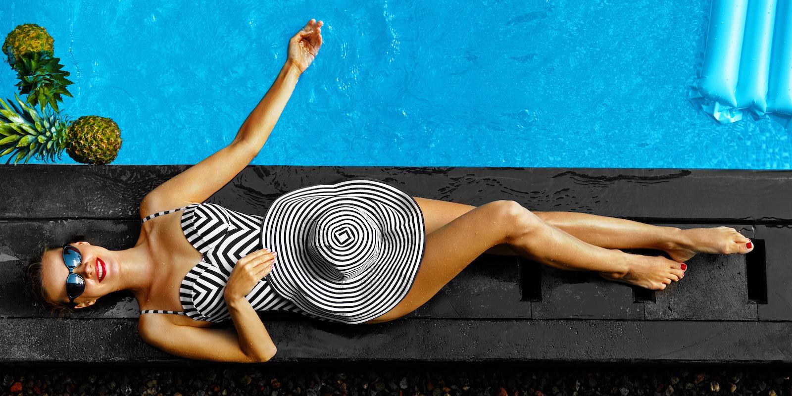 4 kroky k sexy tělu do plavek