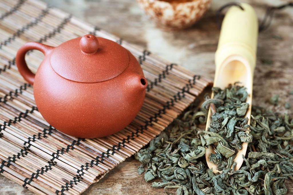Zelený čaj ochrání srdce
