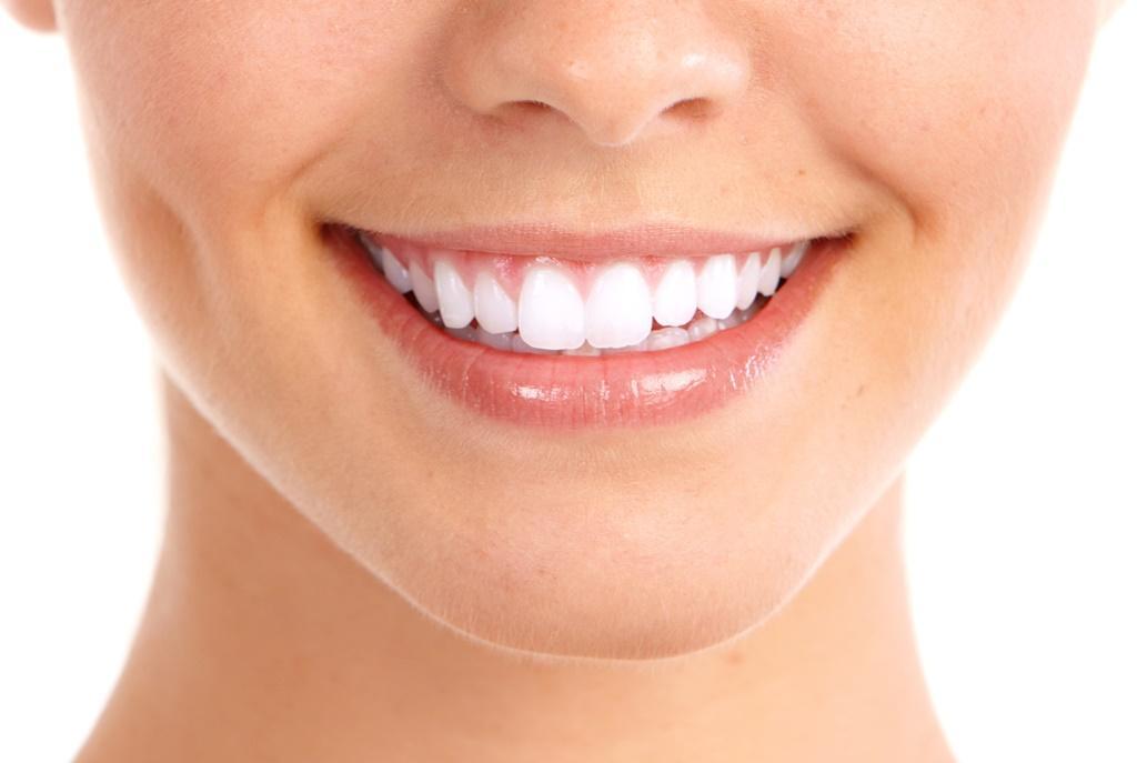 Lámání zubů