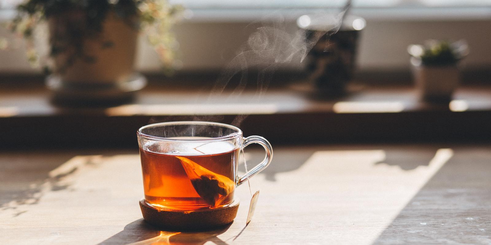 4. Zregenerujte své plíce éterickými oleji a bylinkami