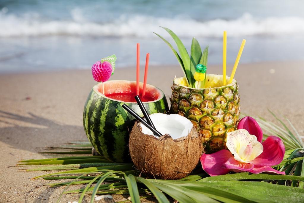 Pro den na pláži