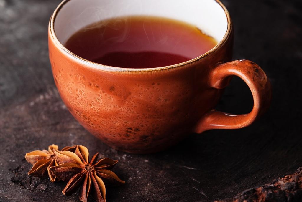 První: Uvařte si čaj