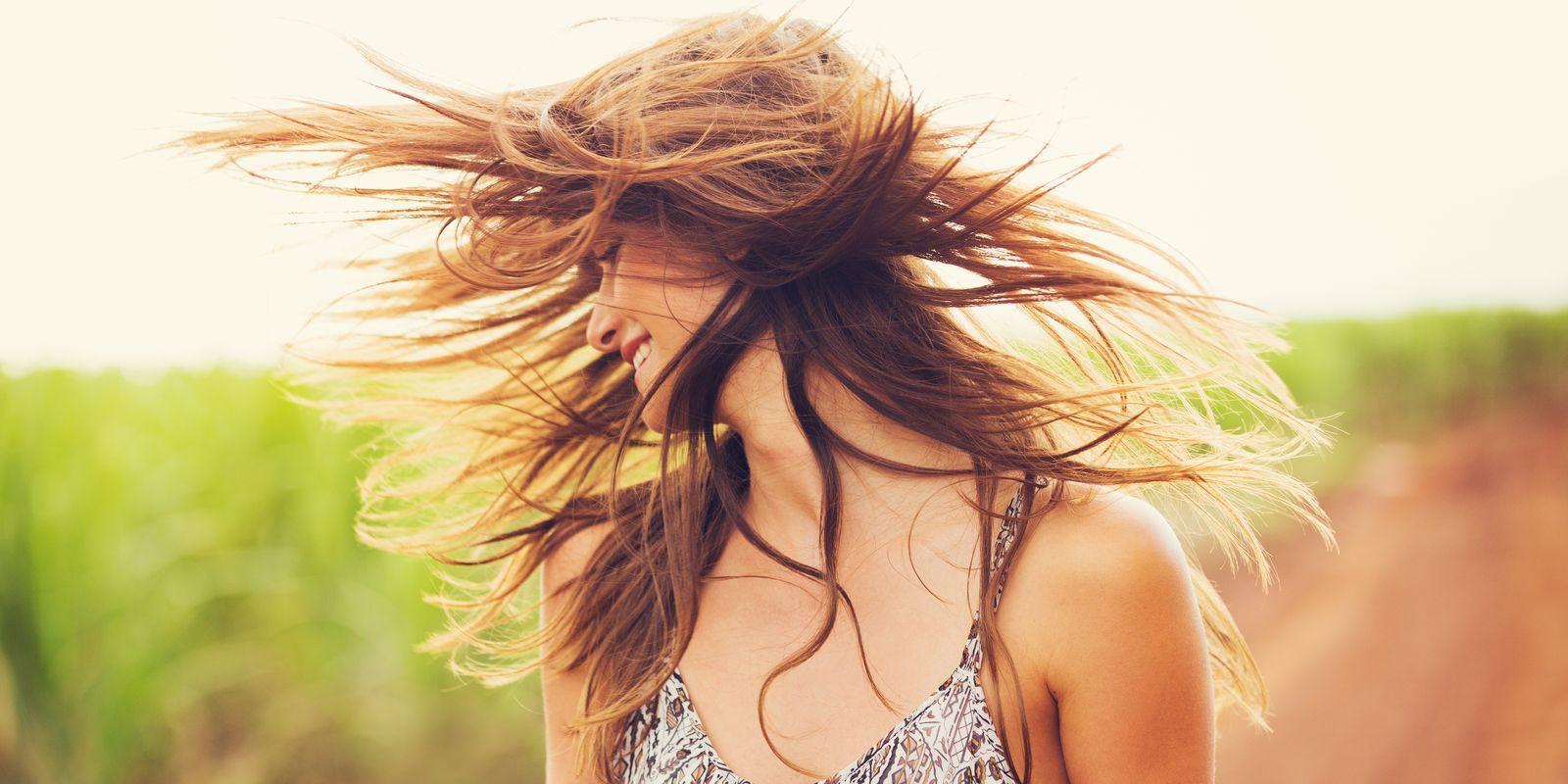 7 kroků k hezčím vlasům