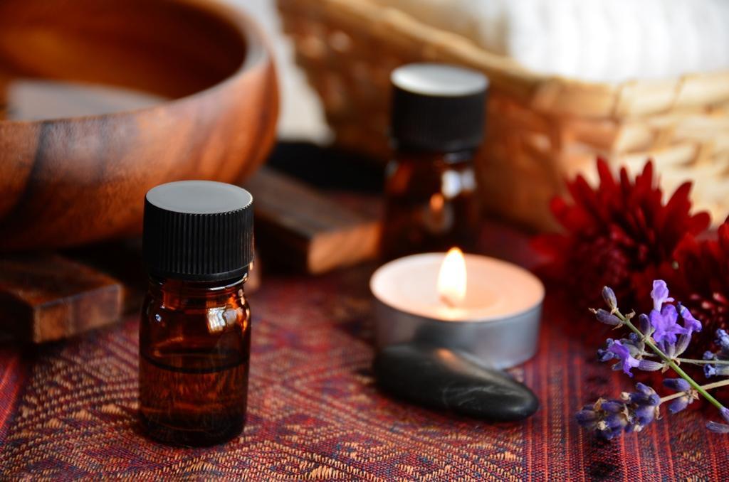Barviva a silné parfemace