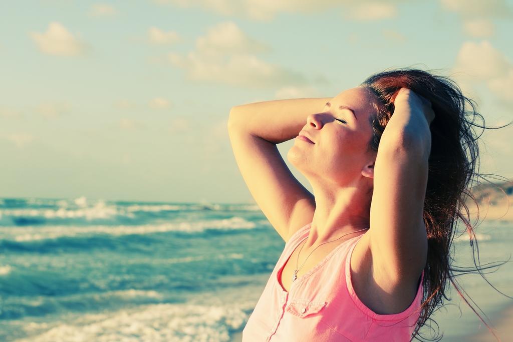 (5) Chraňte pleť před sluníčkem