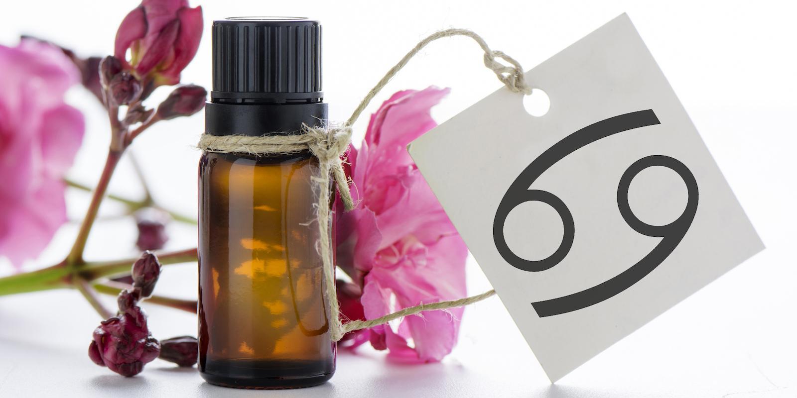Aromaterapeutický horoskop - Rak