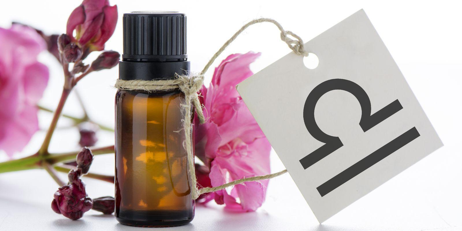Aromaterapeutický horoskop - Váhy