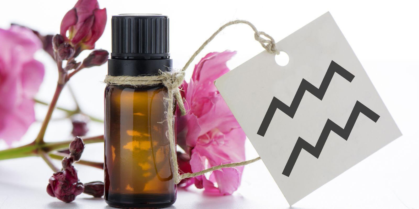 Aromaterapeutický horoskop – Vodnář
