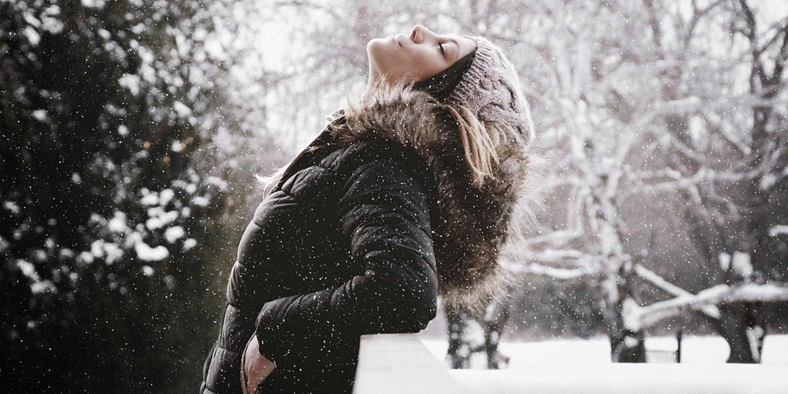 Aromaterapie a pět elementů - Zima