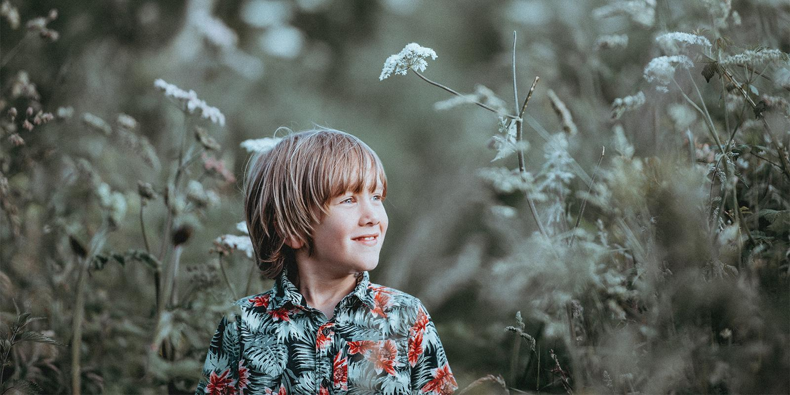 Aromaterapie pro děti