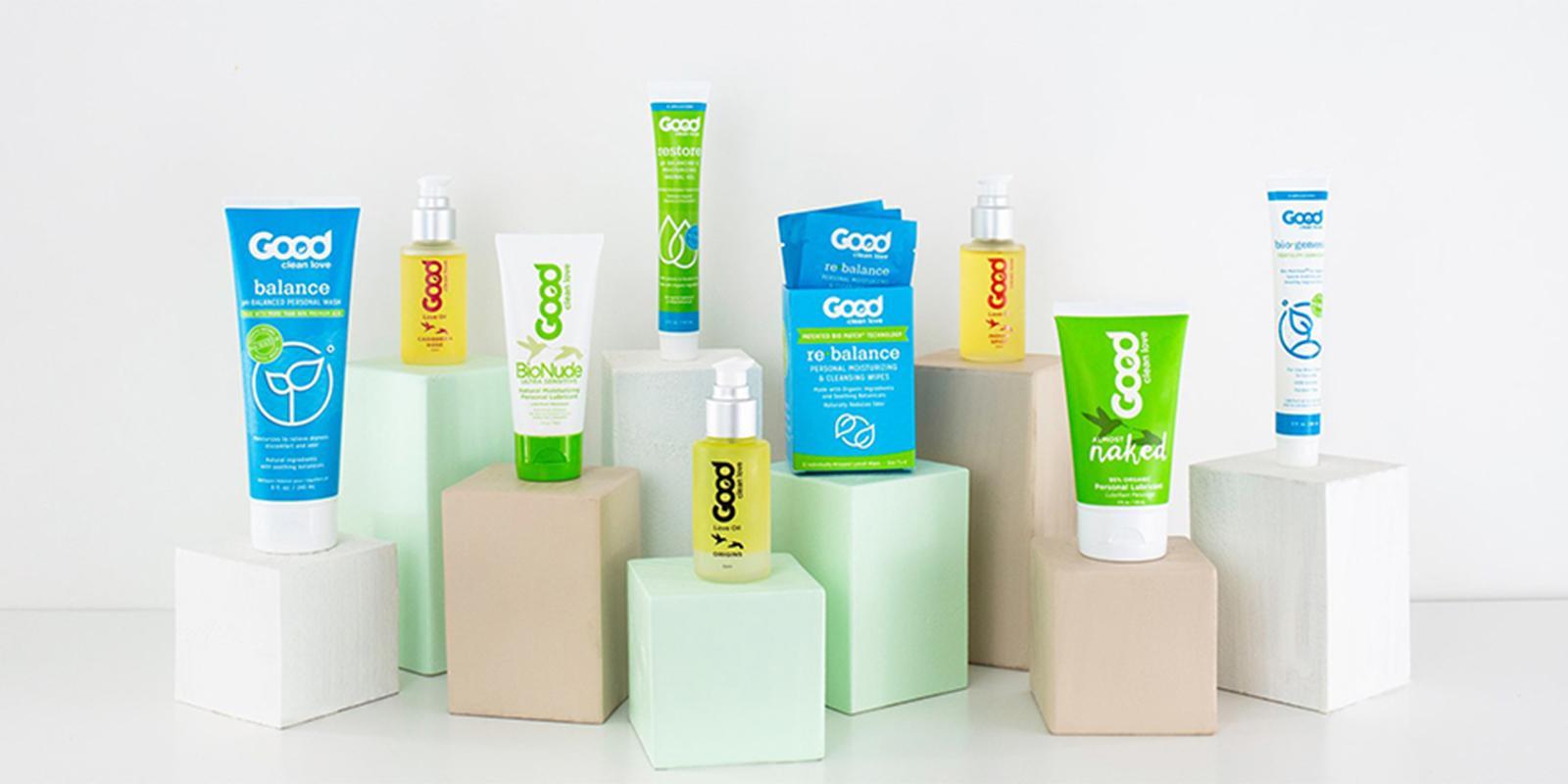 Produkty od Good Clean Love
