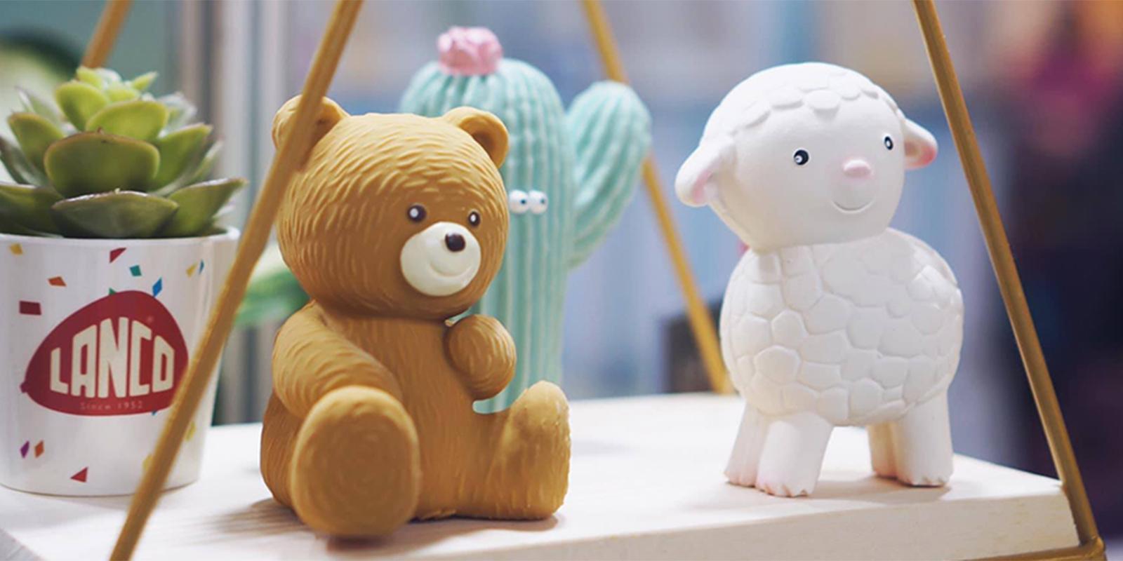 Produkty pro děti od Lanco