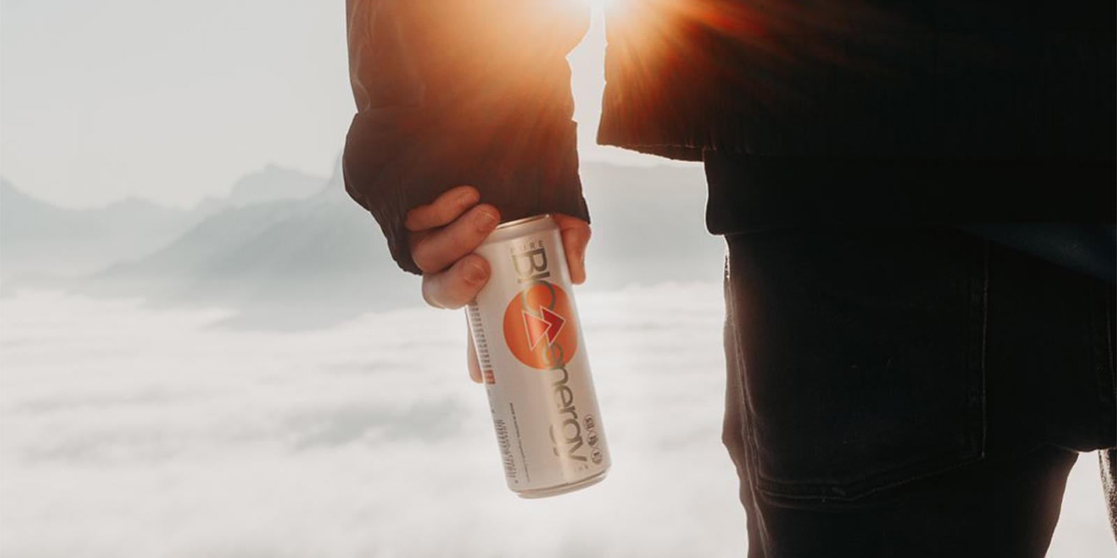 pure BIO Energy drink