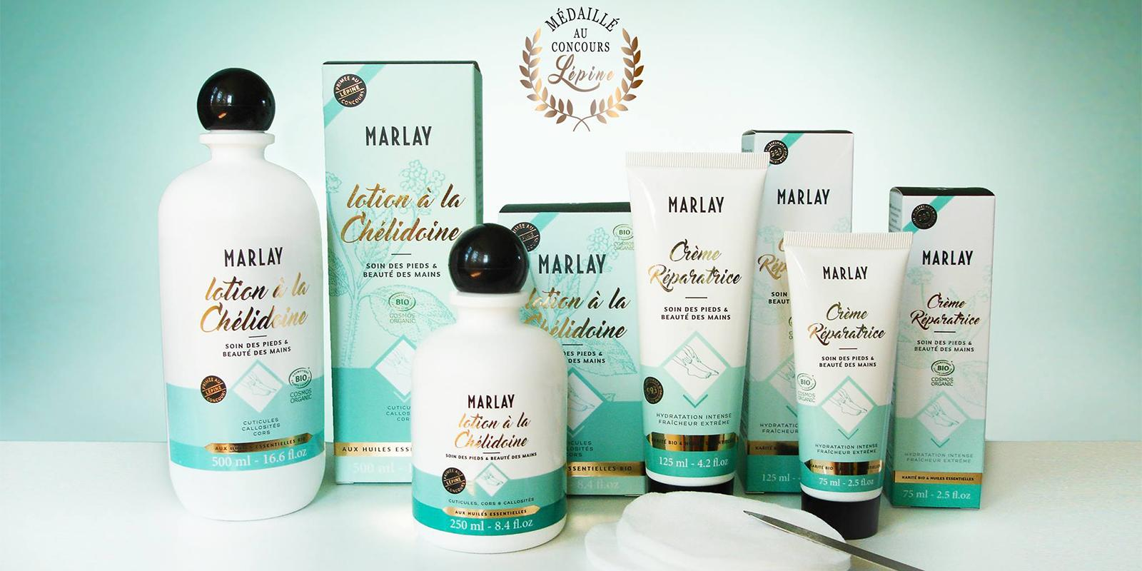 Produkty Marlay Cosmetics