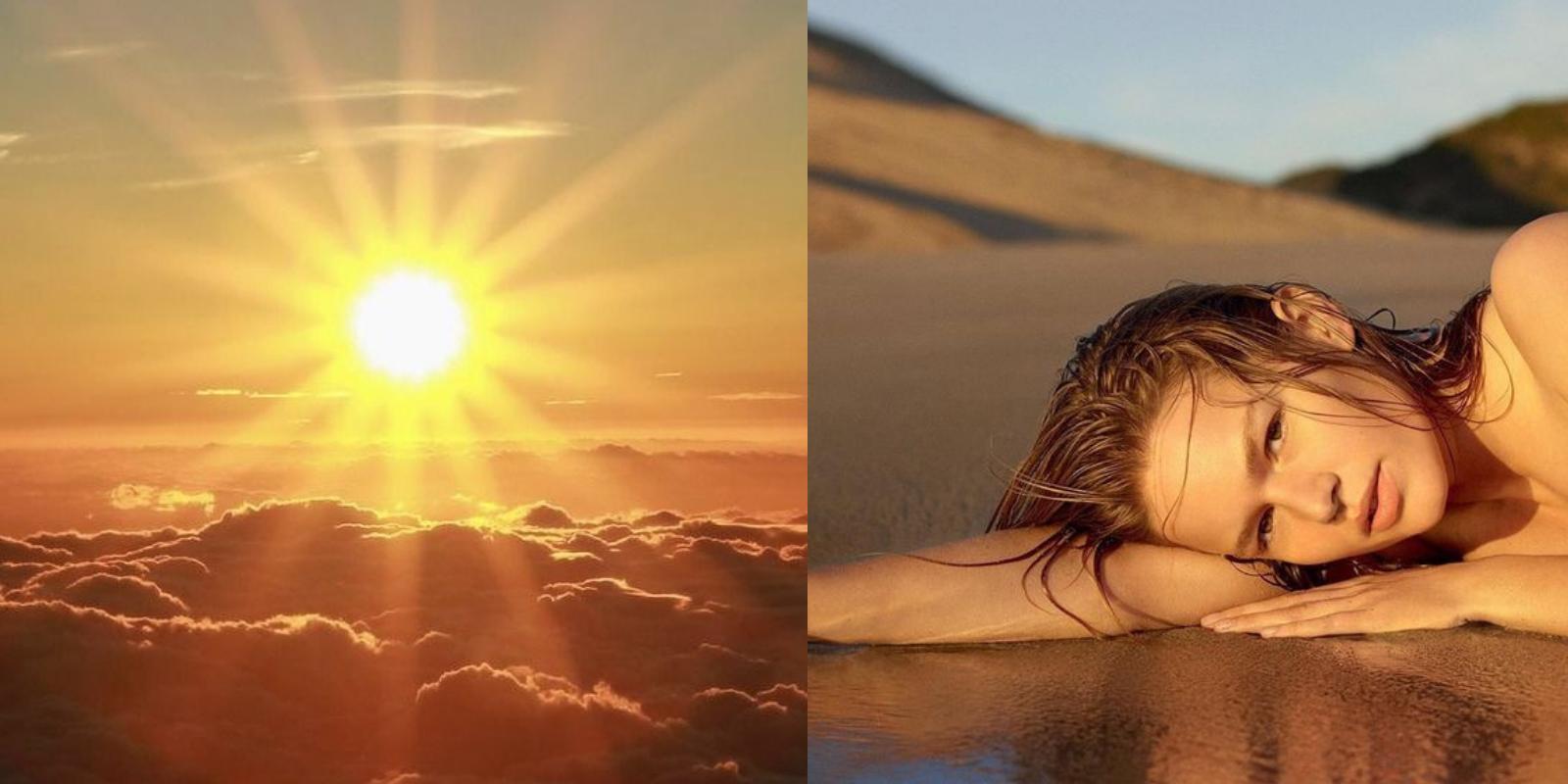 UV záření a jeho vliv na pokožku