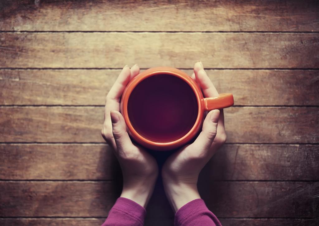 Bílým čajem proti stresu a obezitě
