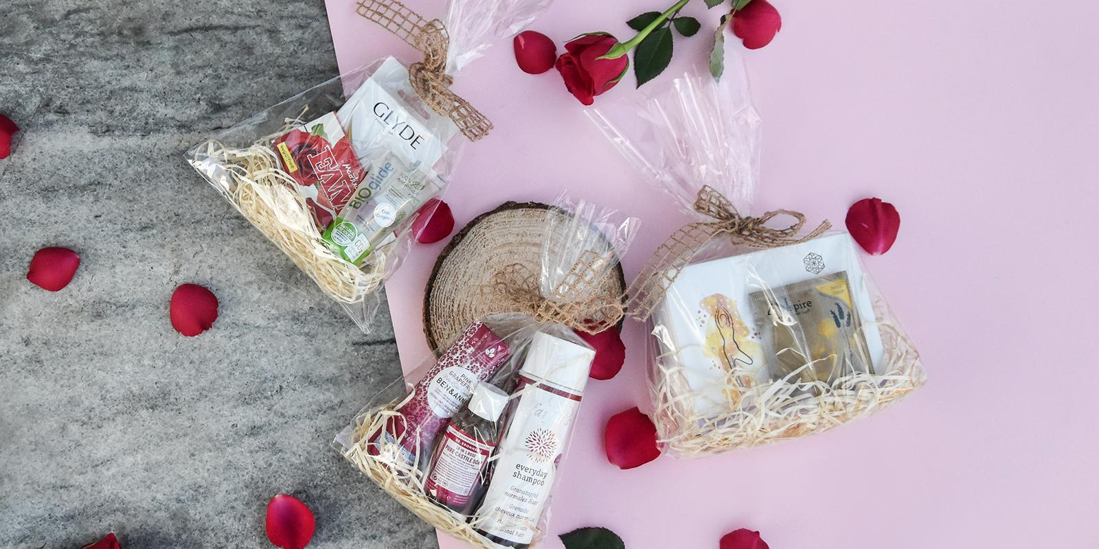 valentýnské balíčky