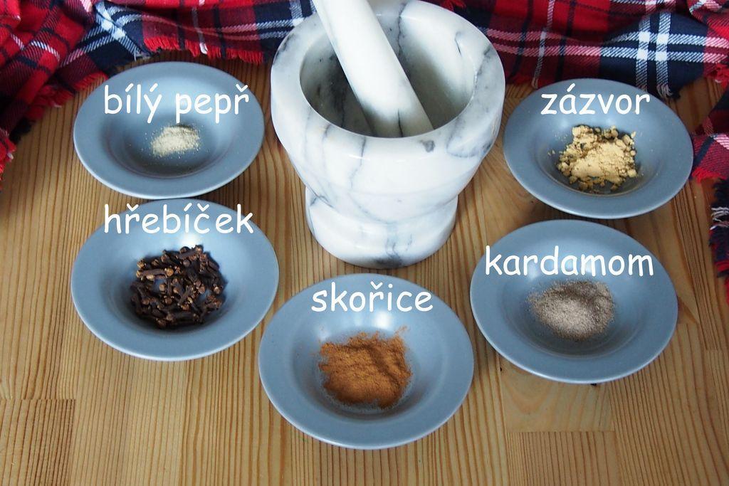 CHAI: náš šálek čaje pro dokonalé zahřátí