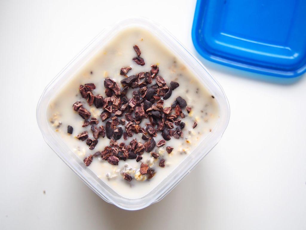 Chia pudink: ke snídani i jen tak