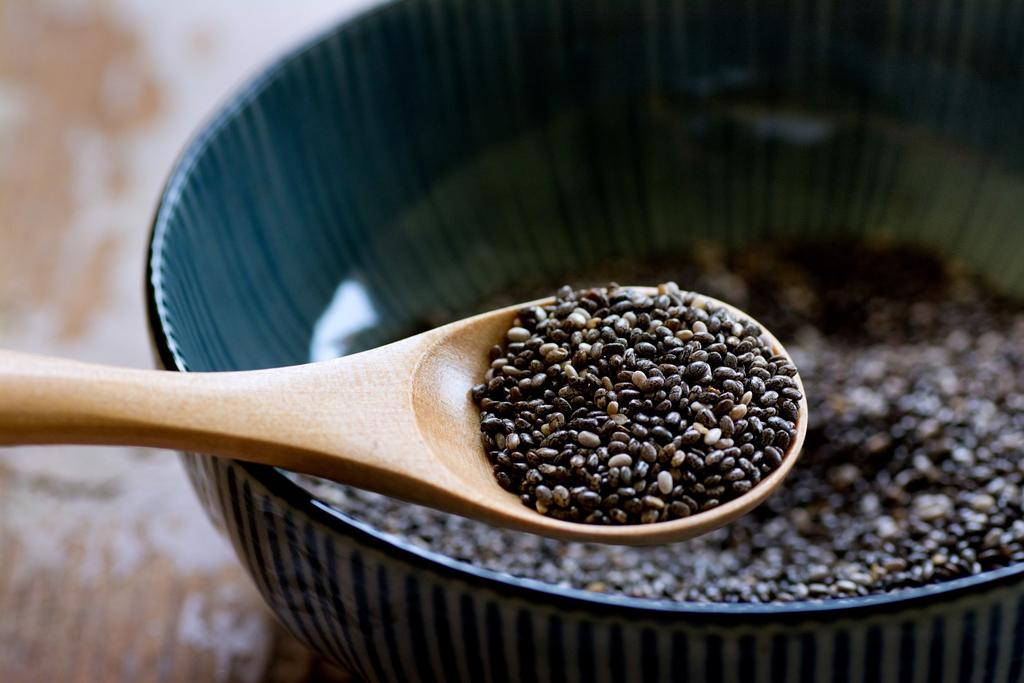 Chia semínka: pro zvýšenou odolnost