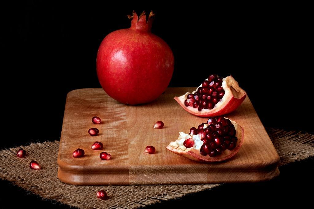 Chraňte pleť antioxidanty. Vsaďte na granátové jablko!