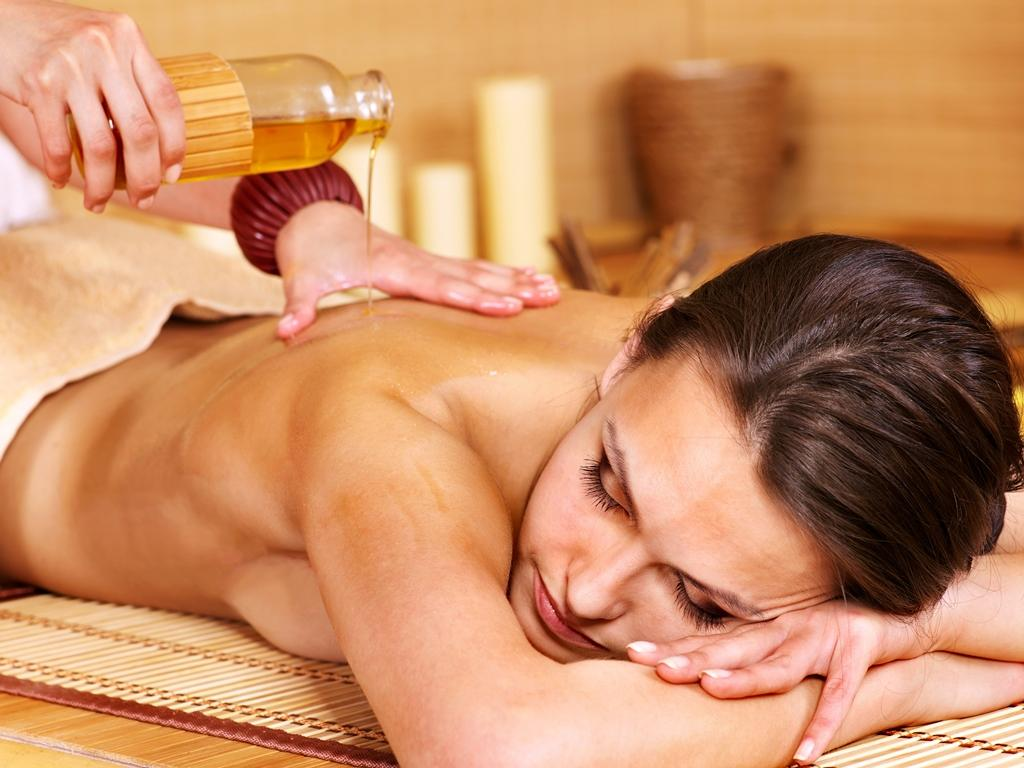 Vnější použití lískového oleje