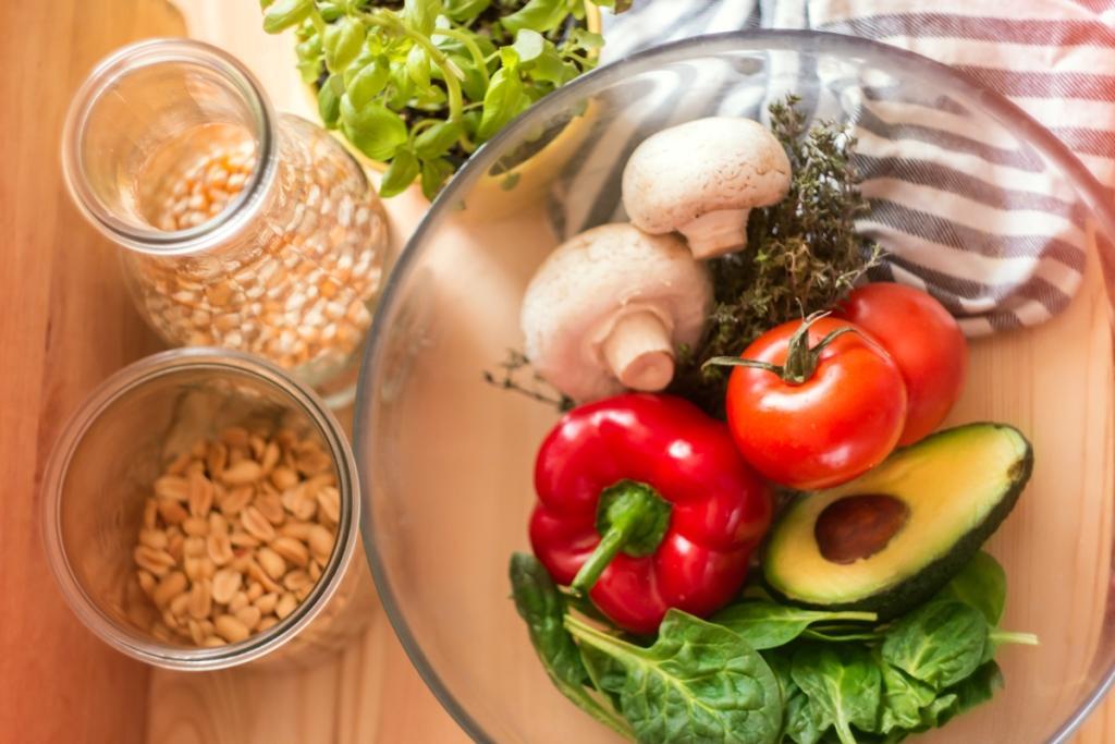 Harmonizující strava a intuice