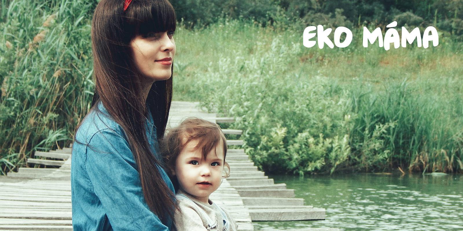 Matka a dcera v přírodě