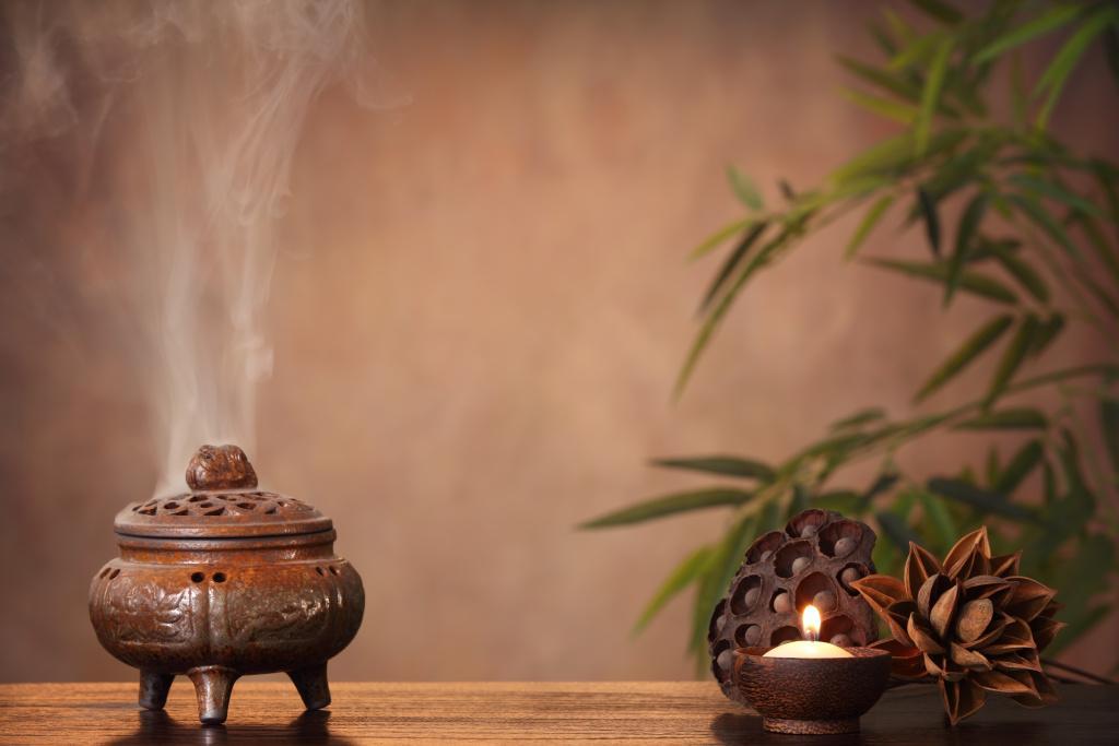 Myrha v aromaterapii