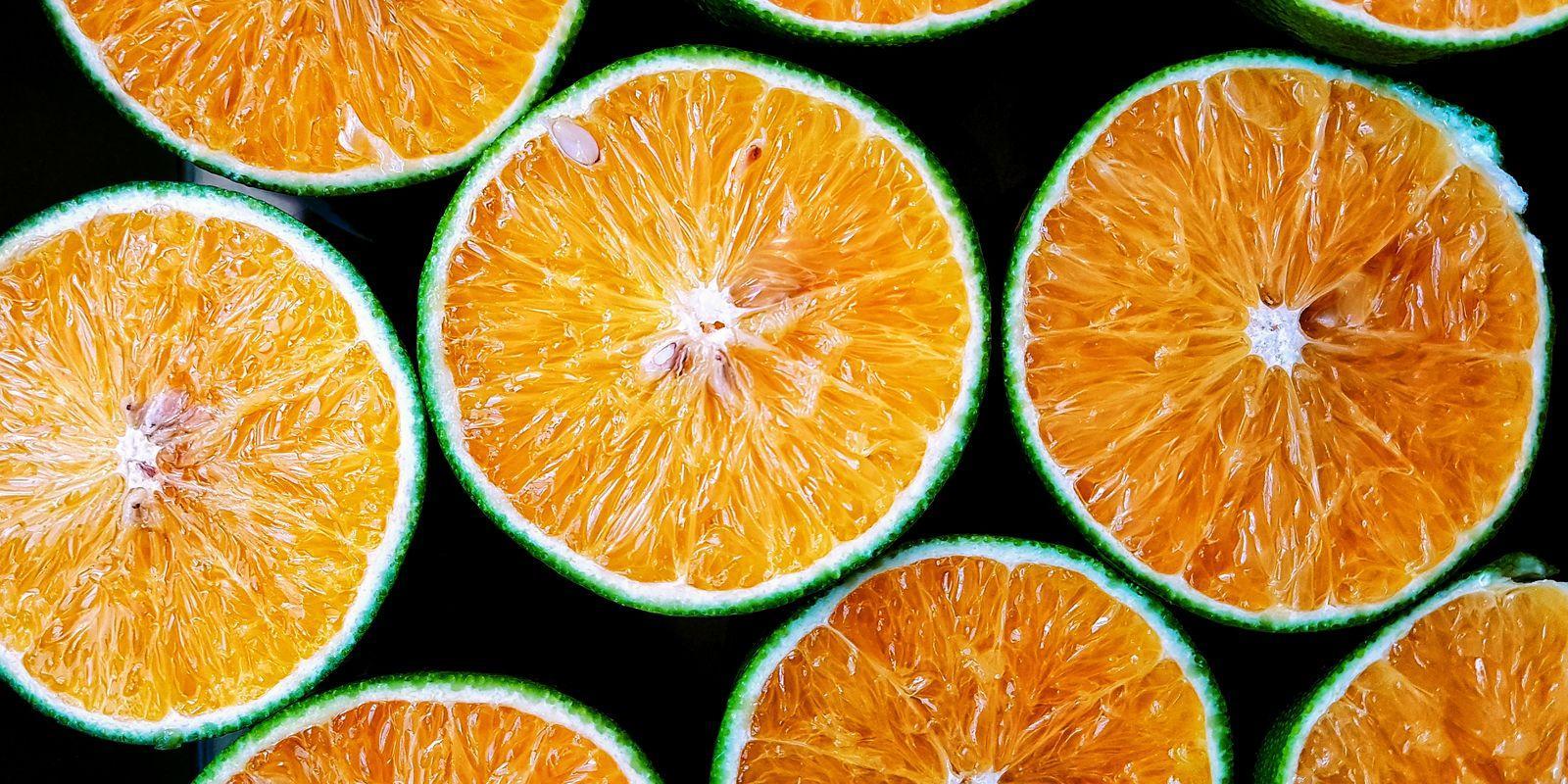 Éterický olej pomeranč