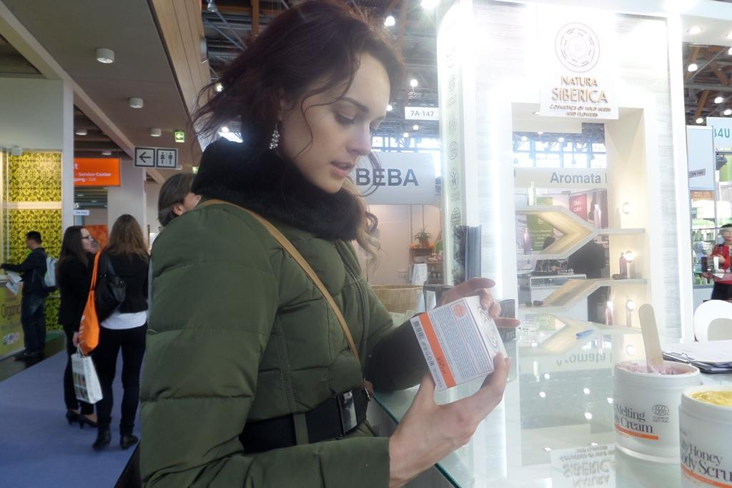 Exkurze za kosmetikou zvaná Biofach