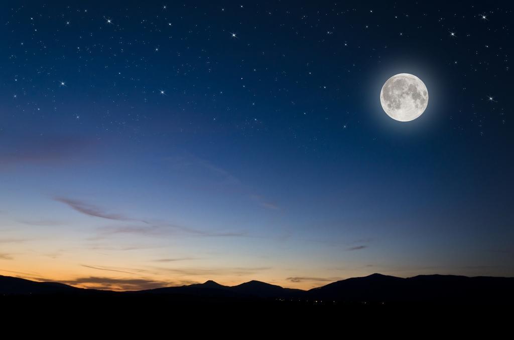 Jak to vypadá se zdravím a fázemi Měsíce?
