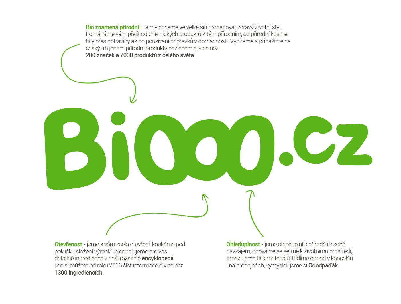 Naše Biooo story