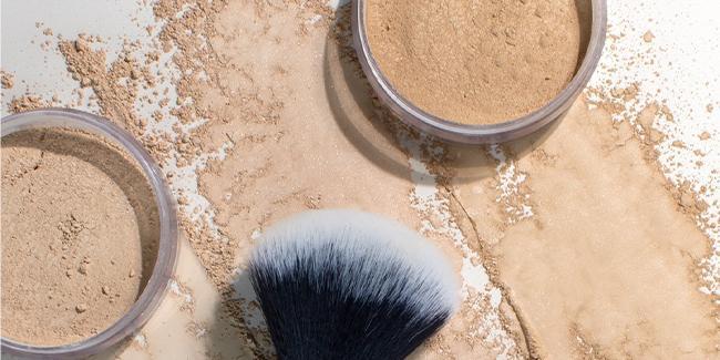 Minerální sypký pudrový make-up od Inika Organic