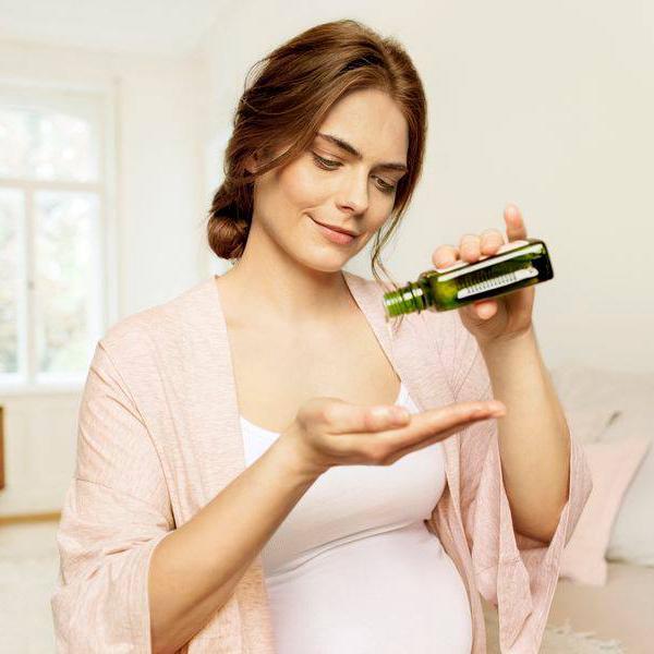 Těhotenský pěstící olej od Weledy