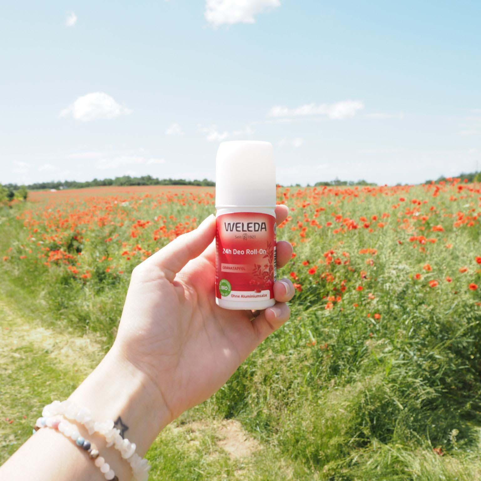 Deodoranty od Weledy