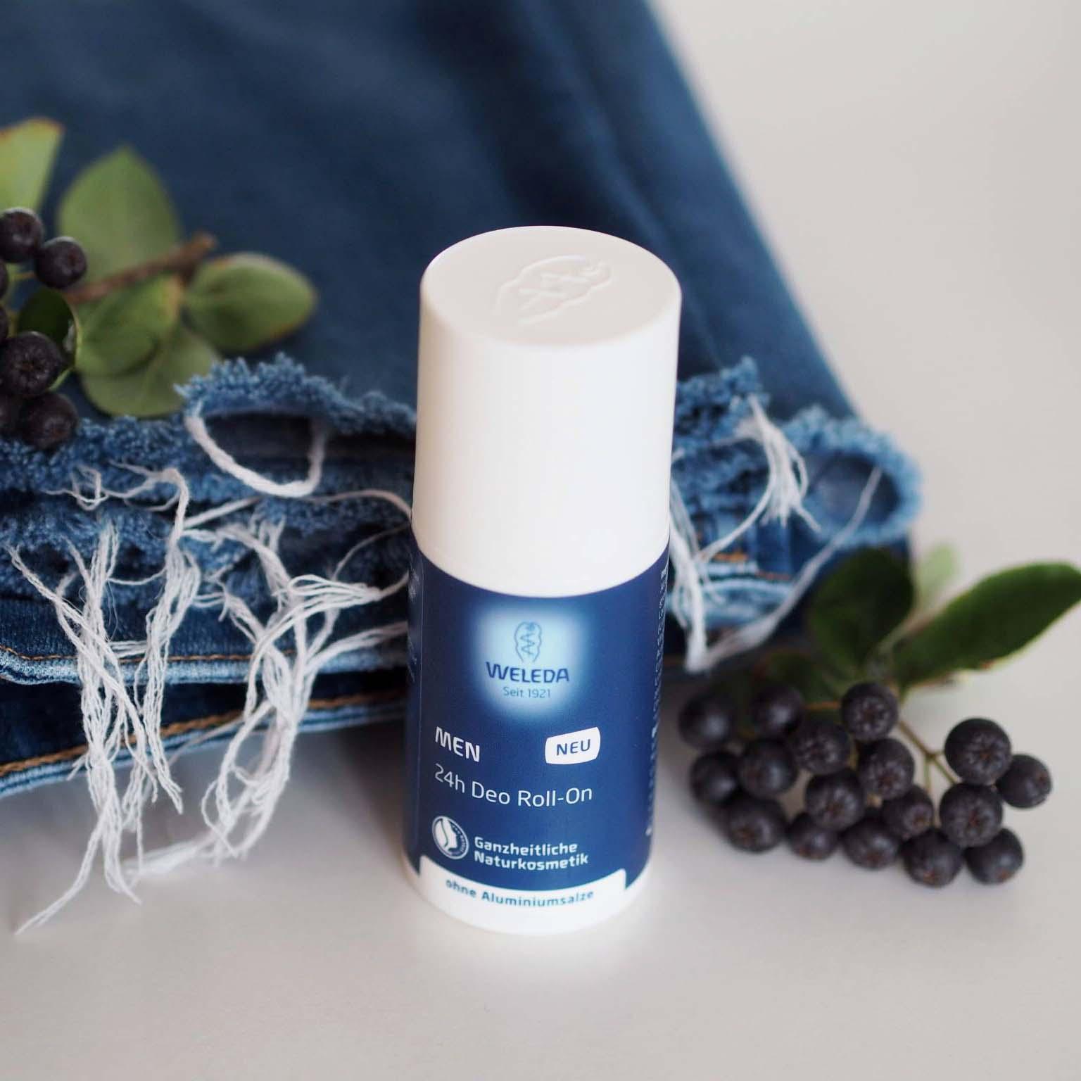 Pánský deodorant od Weledy