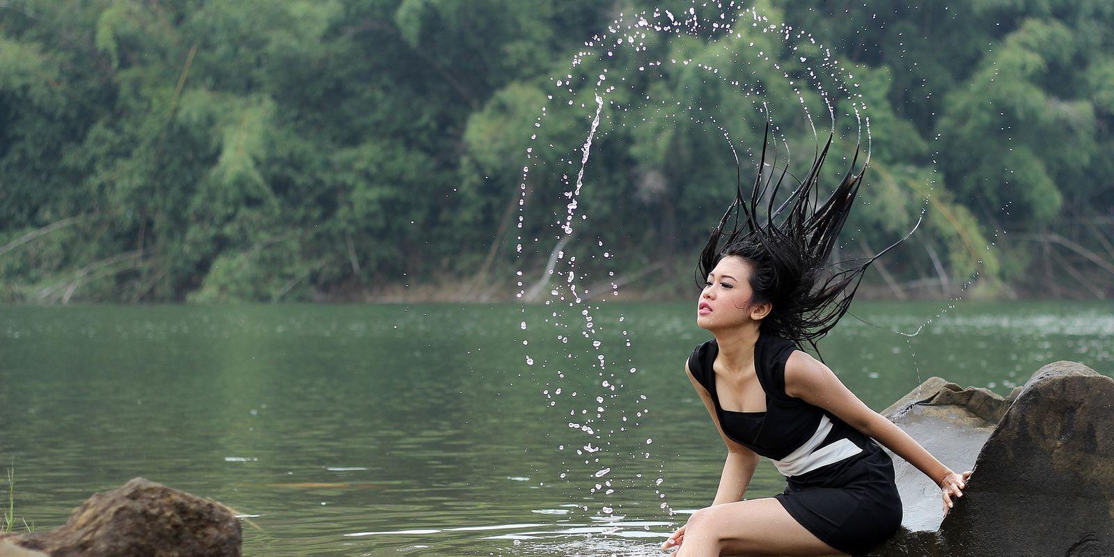 Hydroláty na vlasy