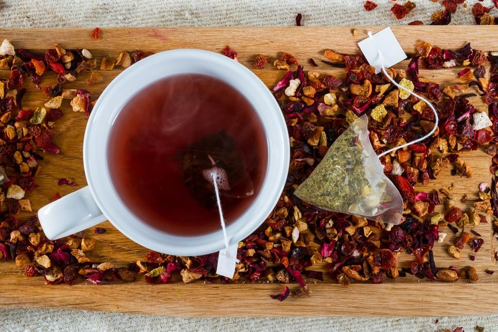 Pokojovka i čajová přísada