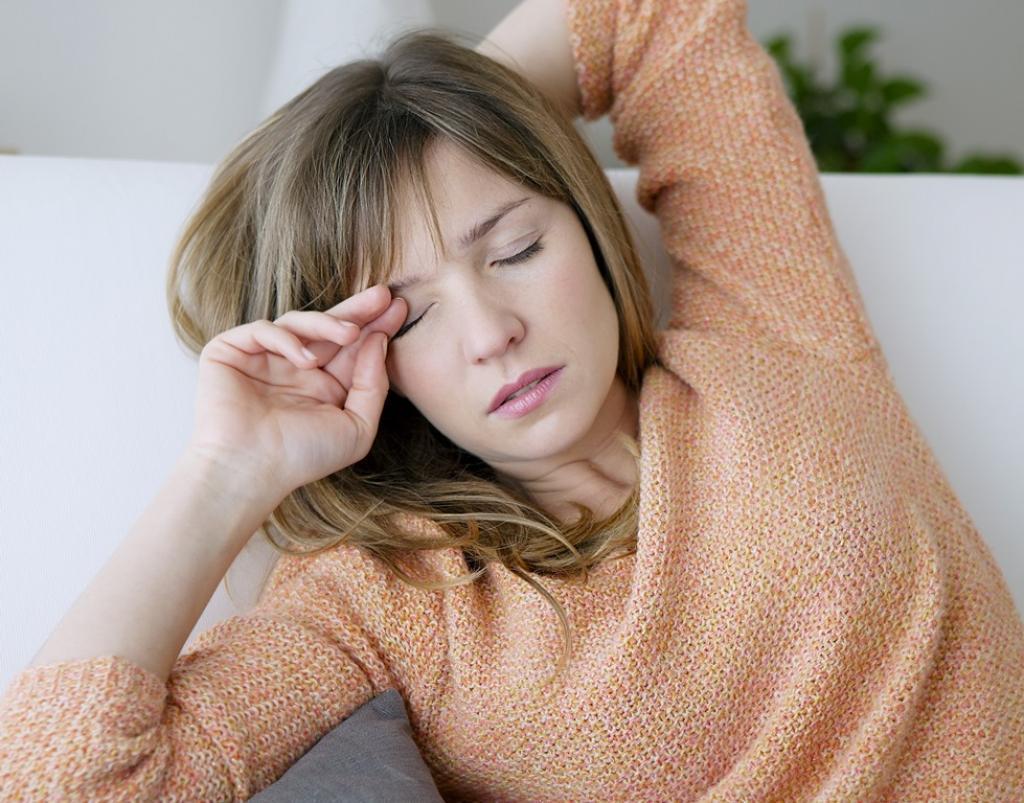 Léčení následků stresu
