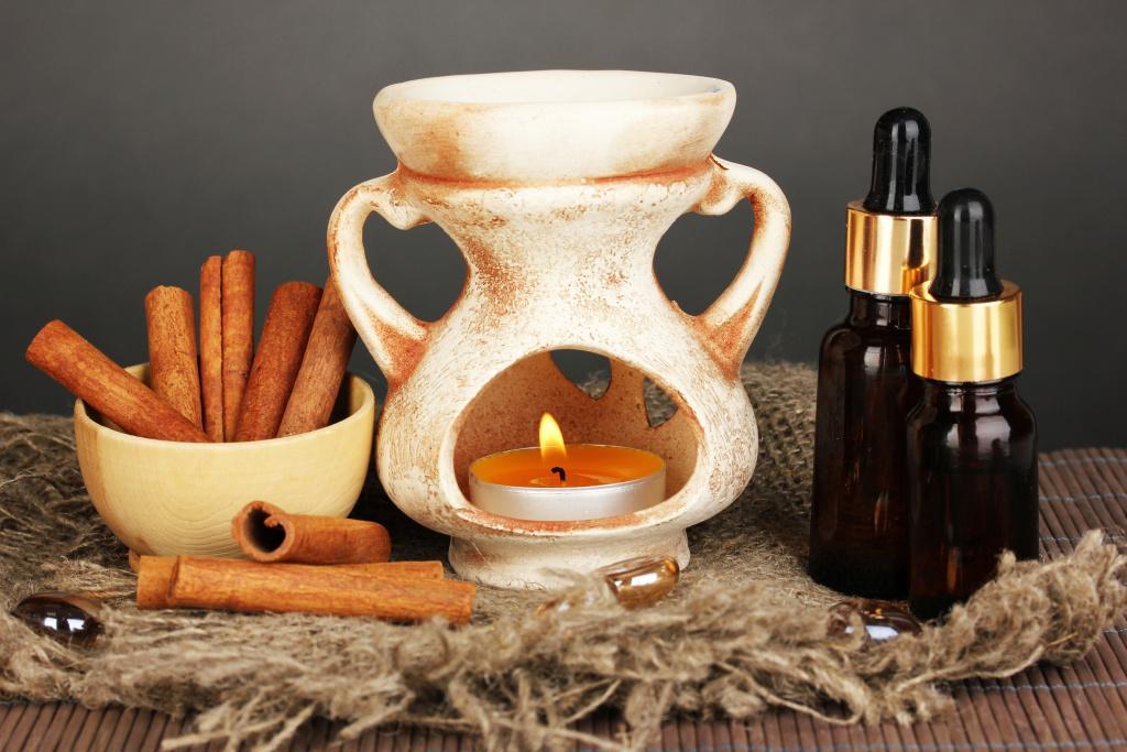 Od závislosti pomůže voňavá terapie