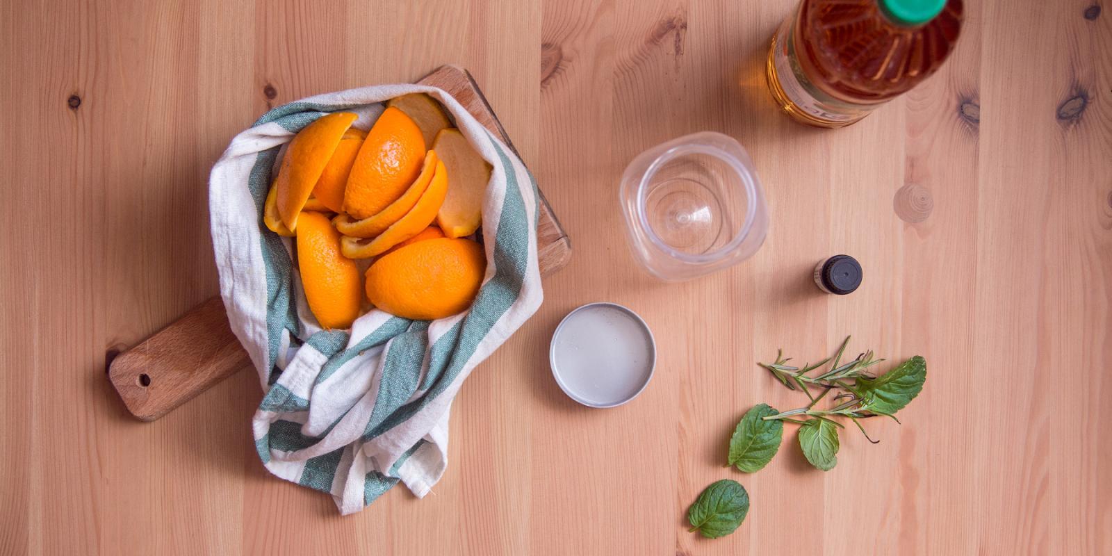 Jak vyrobit koncentrovaný čistič ze 2 ingrediencí