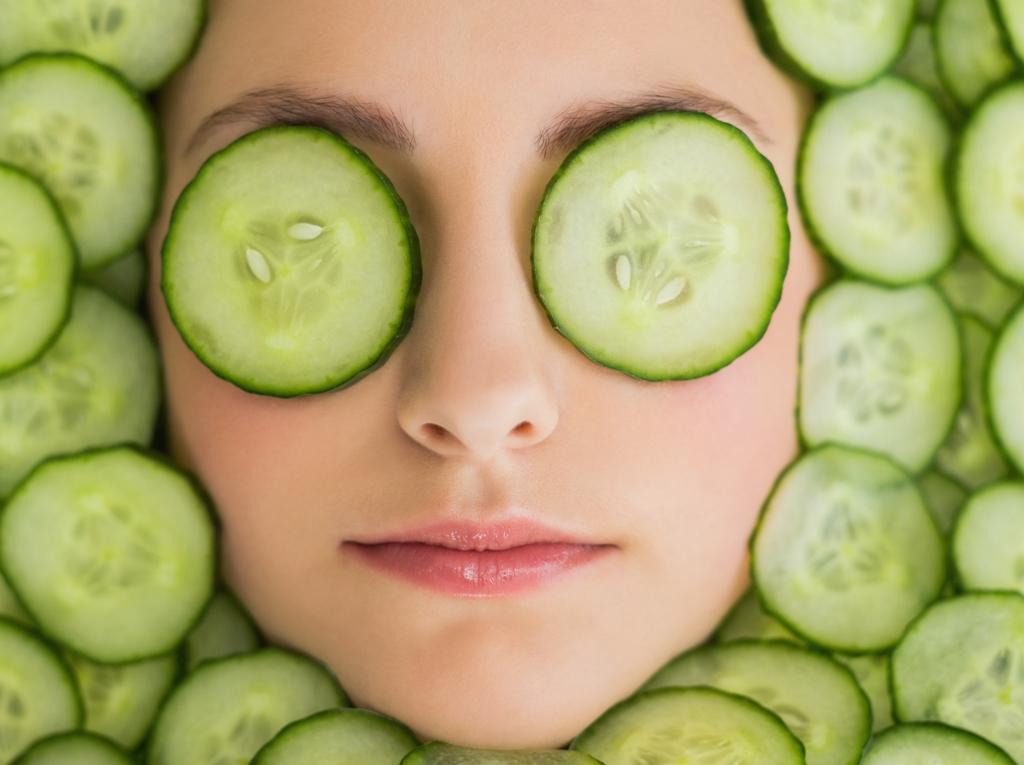 Jarní detox pro pleť - pleťové masky