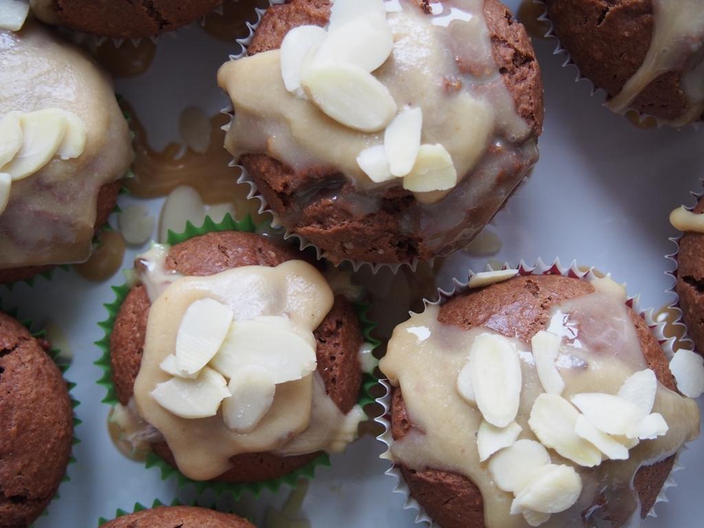 Kokos s mandlemi v čokoládě