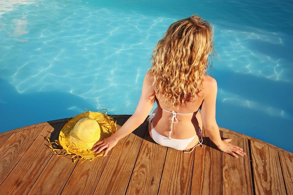 Kosmetický minimalismus na dovolené. Zn: Zdravá nepřesušená pleť!