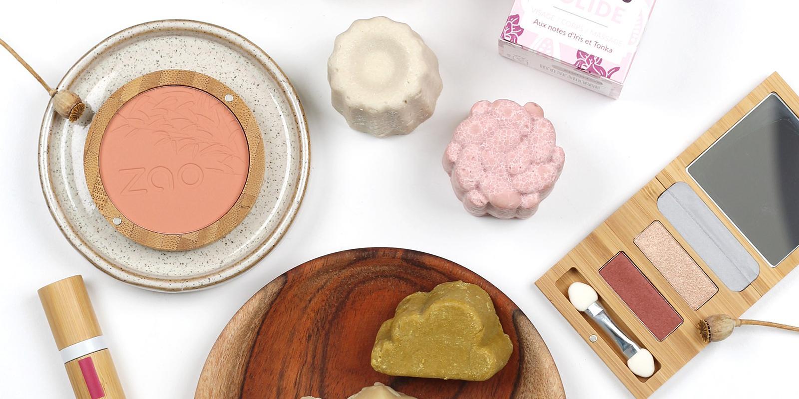 Kosmetika Lamazuna koláž