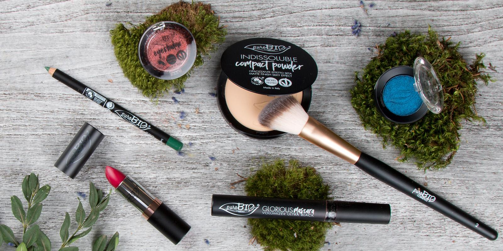 Makeup čistý a bio? PuroBIO!