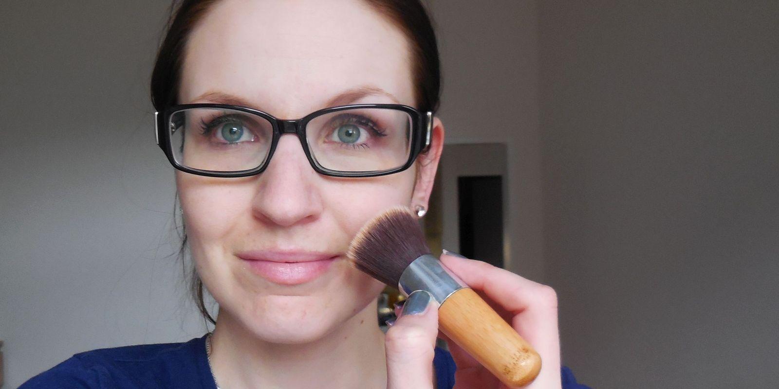 Matná pleť díky make-upu