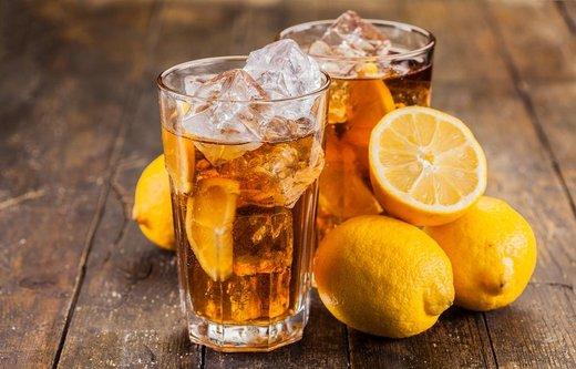 3 tipy na zdravé ledové čaje