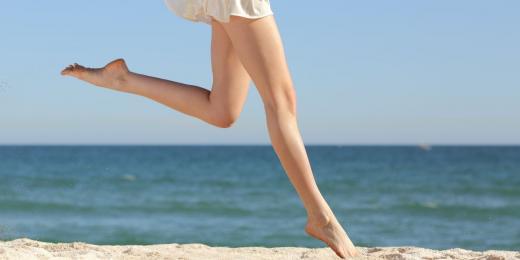 5 malých N pro krásné Nohy